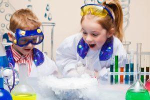 laboratorio scientifico scuola infanzia