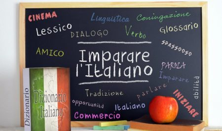 Italian classes for foreigners