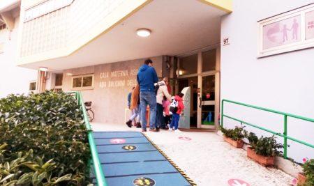 La ripartenza dell'anno scolastico in Bolchini