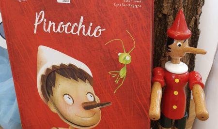 Pinocchio: una storia intrisa di valore pedagogico ed educativo, che accompagna i bimbi nel percorso formativo dell'anno 2020-2021