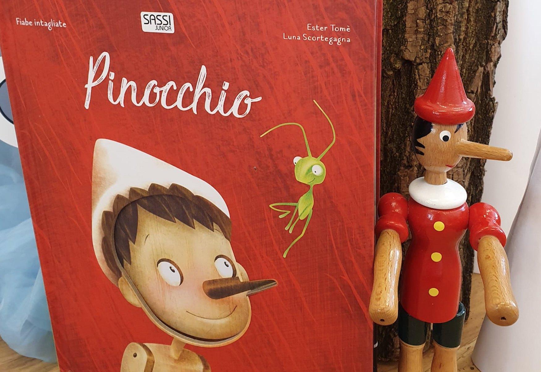 Pinocchio Il Filo Conduttore Del Piano Formativo 2020 2021