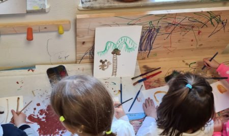 Art Ateliers at Bolchini British Kindergarten