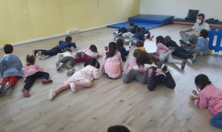 La drammatizzazione teatrale alla scuola dell'infanzia Ada Bolchini dell'Acqua