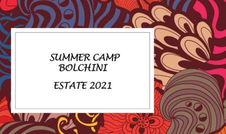 Tutti pronti per il Bolchini Summer Camp!